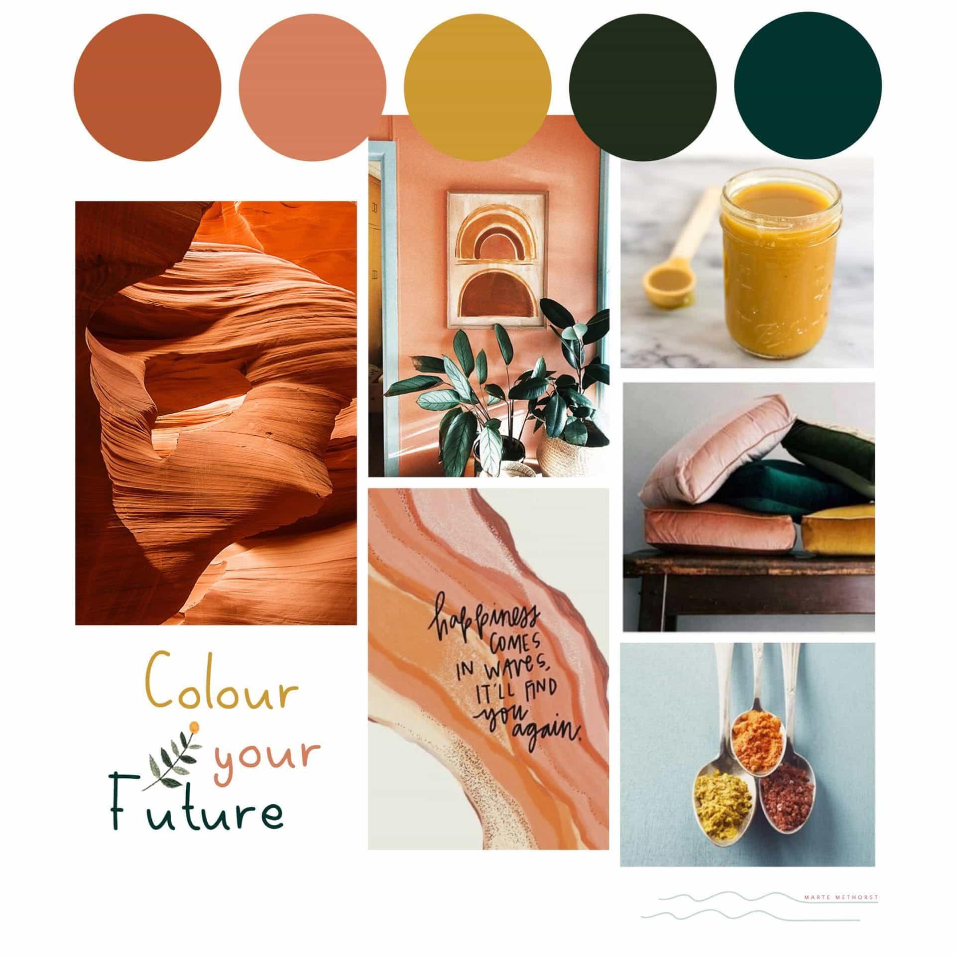 Moodboard Colour your future 1.7